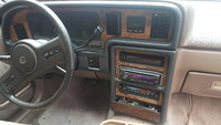 Picture of 1987 Mercury Cougar, interior