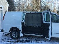 Picture of 2005 Chevrolet Express Cargo 3 Dr G2500 Cargo Van, interior