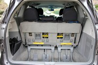 Picture of 2014 Toyota Sienna LE 8-Passenger, interior, gallery_worthy