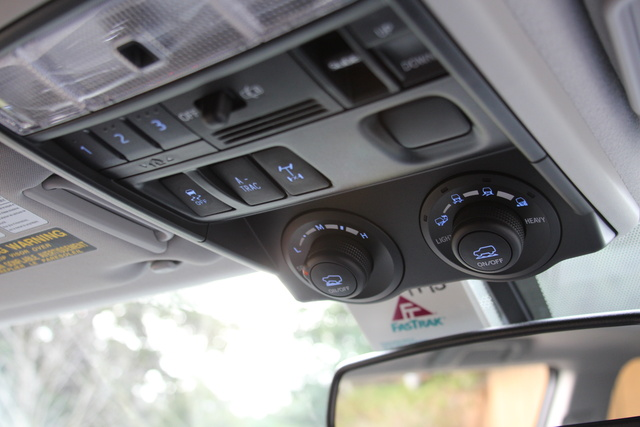 Picture of 2016 Toyota 4Runner, interior, gallery_worthy