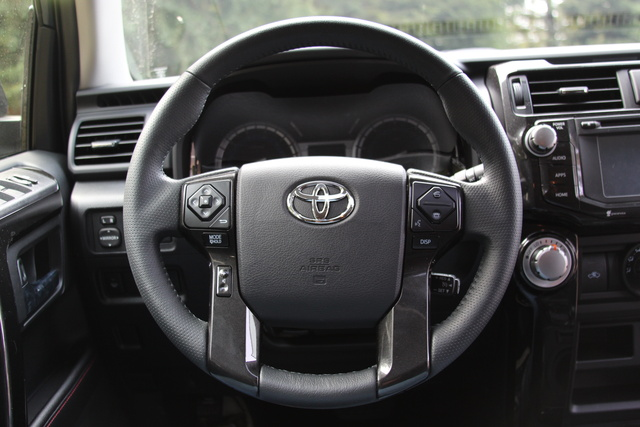 High Quality Picture Of 2016 Toyota 4Runner, Interior, Manufacturer, Gallery_worthy
