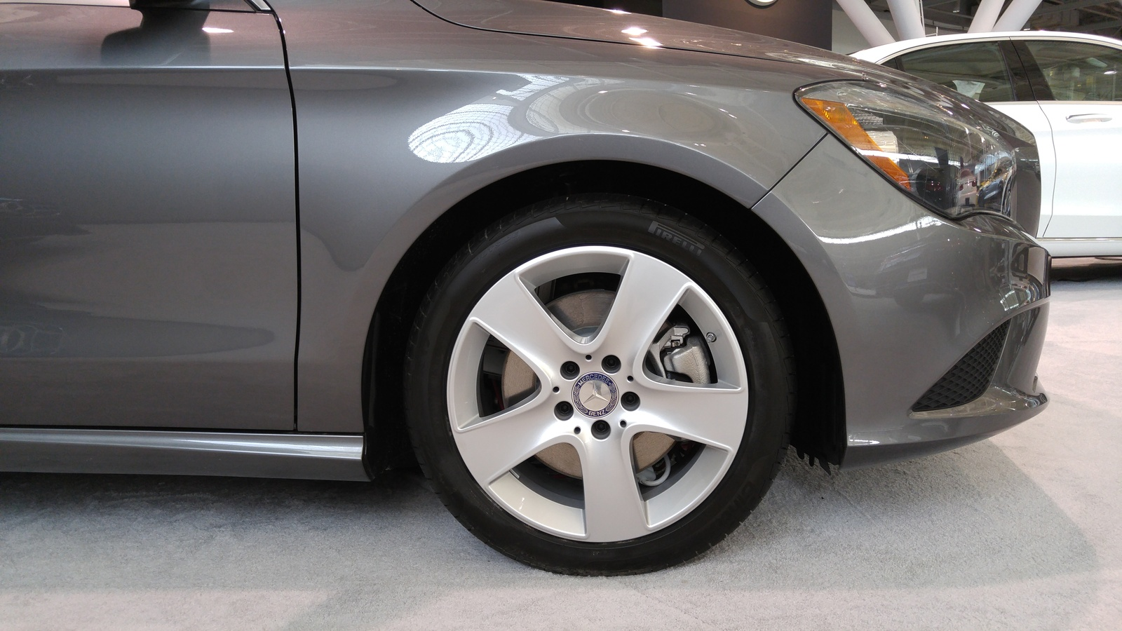 CLA 250 Front Wheel