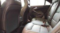 2016 Mercedes-Benz CLA-Class CLA250 4MATIC, CLA 250 Backseat, interior