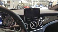 2016 Mercedes-Benz CLA-Class CLA250 4MATIC, CLA 250 Navigation, interior