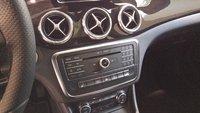 2016 Mercedes-Benz CLA-Class CLA250 4MATIC, CLA 250 Dash, interior