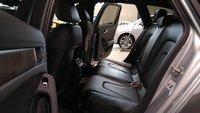 2016 Audi Allroad, Audi Allroad backseat, interior