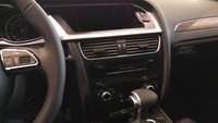 2016 Audi Allroad, Audi Allroad dash, interior
