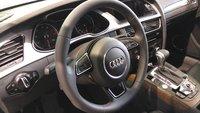 2016 Audi Allroad, Audi Allroad steering wheel, interior