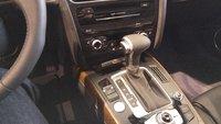2016 Audi Allroad, Audi Allroad shifter, interior