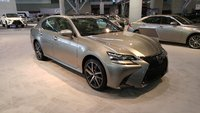 2016 Lexus GS 350 Overview