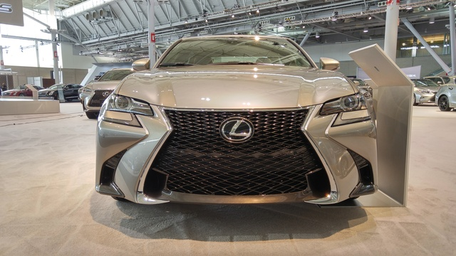 2016 Lexus GS 350 - Overview - CarGurus