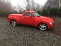 2003 Chevrolet SSR Overview