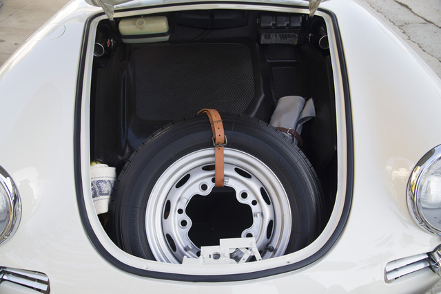 1963 Porsche 356 - Interior Pictures - CarGurus
