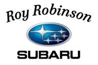 Roy Robinson Subaru logo