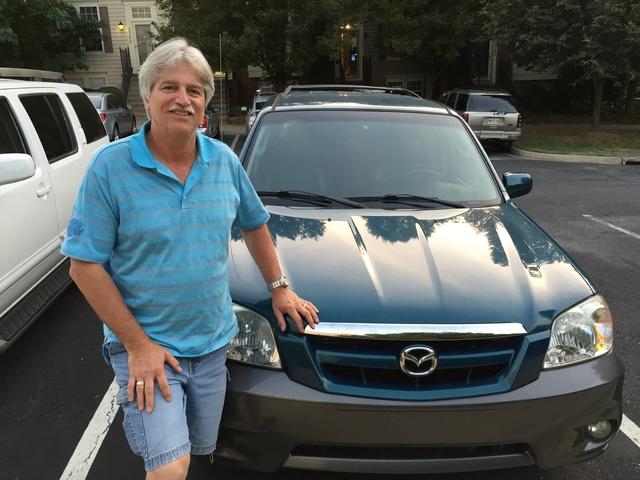 2005 Mazda Tribute i 4WD, Happy owner, exterior