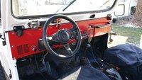 Picture of 1980 Jeep CJ7, interior