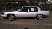 Picture of 1986 Cadillac DeVille Sedan FWD, exterior, gallery_worthy