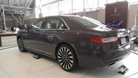 2017 Lincoln Continental, Continental Back Quarter, exterior, gallery_worthy
