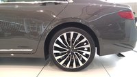 2017 Lincoln Continental, Continental Wheel, exterior