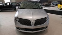 2016 Lincoln MKT, MKT Grill, exterior, gallery_worthy