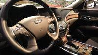 2016 Infiniti Q70L, Q70L Steering Wheel, interior