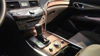 2016 Infiniti Q70L, Q70L Dash, interior