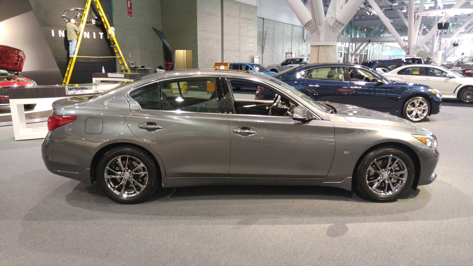new 2015 2016 infiniti q50 for sale charlotte nc cargurus. Black Bedroom Furniture Sets. Home Design Ideas