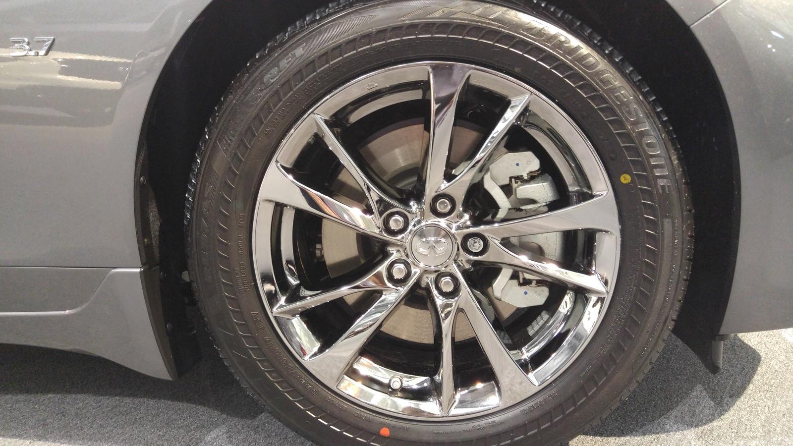 Q50 Wheel
