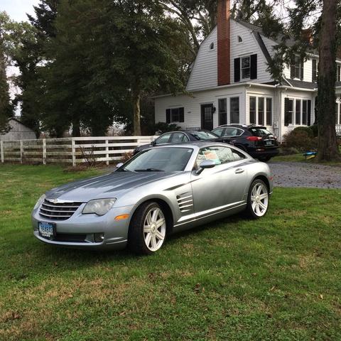 2006 Chrysler Crossfire SRT-6