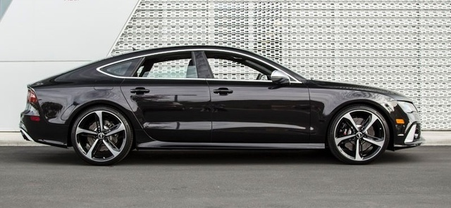 2014 audi rs 7 - overview - cargurus