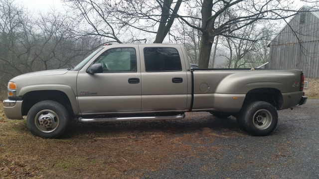 Picture of 2003 GMC Sierra 3500 4 Dr SLE 4WD Extended Cab LB