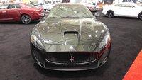 2016 Maserati GranTurismo, GranTurismo Nose, exterior