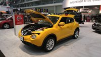 2016 Nissan Juke Picture Gallery