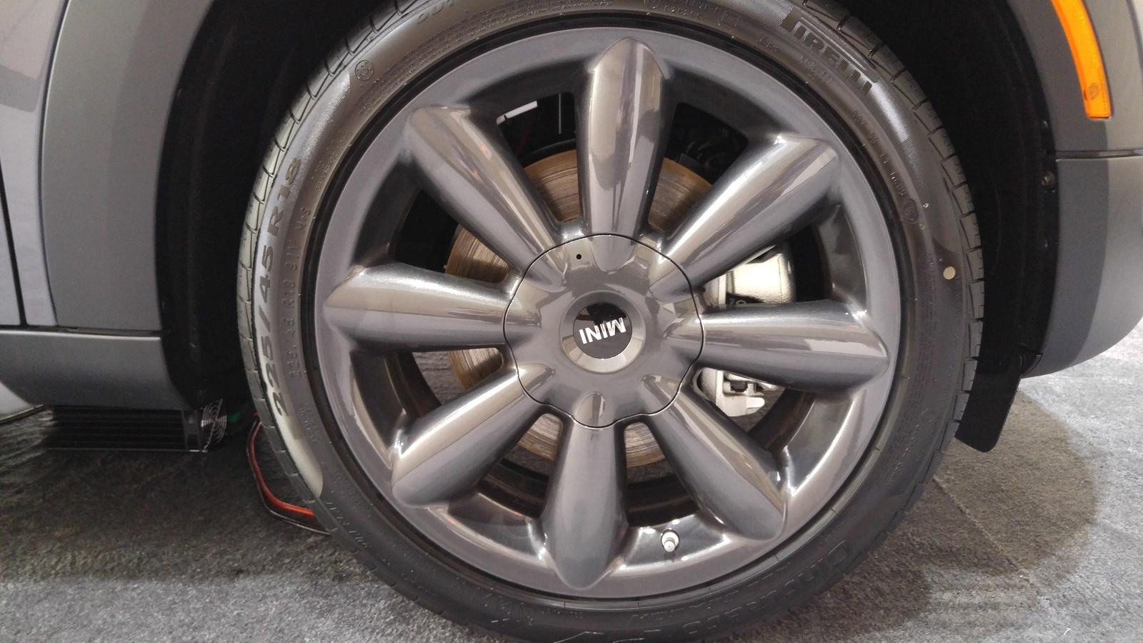 Countryman Wheel