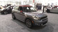 2016 MINI Countryman, Countryman Front Quarter, exterior