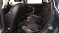2016 MINI Countryman, Countryman Backseat, interior