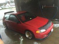 Picture of 1995 Honda Civic DX Hatchback, exterior