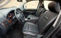 Picture of 2013 Nissan Armada Platinum 4WD, interior
