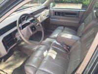 Picture of 1988 Cadillac DeVille Base Sedan, interior