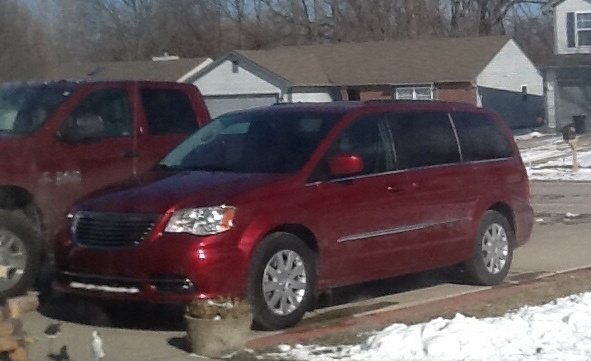 Picture of 2015 Chrysler Town & Country Touring-L