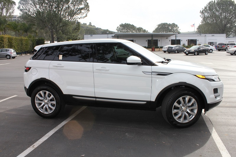 Picture of 2015 Land Rover Range Rover Evoque Pure Hatchback