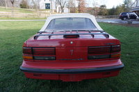 Picture of 1988 Pontiac Sunbird GT Turbo Convertible, exterior