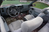 Picture of 1988 Pontiac Sunbird GT Turbo Convertible, interior
