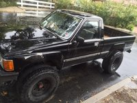 Picture of 1988 Toyota Pickup 2 Dr Deluxe 4WD Standard Cab LB, exterior