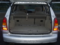 Picture of 2002 Saturn L-Series 4 Dr LW300 Wagon, interior