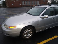 Picture of 2002 Saturn L-Series 4 Dr LW300 Wagon, exterior