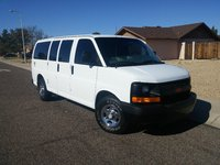 2006 Chevrolet Express Cargo Overview