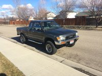 Picture of 1989 Toyota Pickup 2 Dr Deluxe 4WD Extended Cab SB, exterior