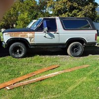 Picture of 1984 Ford Bronco XLT 4WD, exterior