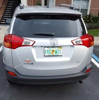 Picture of 2015 Toyota RAV4 LE